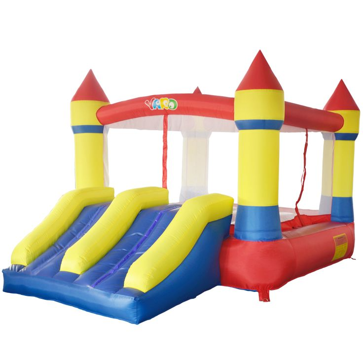 YARD Professional Home Use Inflatable Moonwalk Bounce House Jumper Kids Toys Mini Inflatable Bouncer-in Inflatable Bouncers from Toys & Hobbies on Aliexpress.com | Alibaba Group