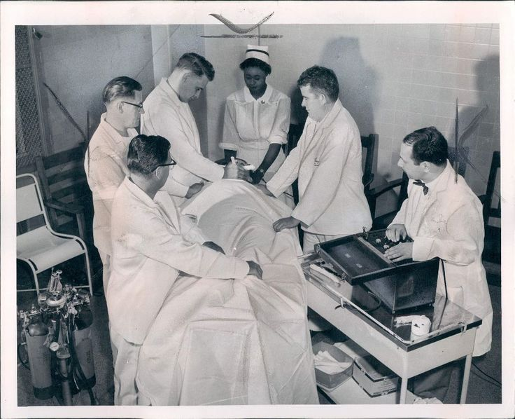 """Eloise Asylum Detroit Michigan Electric Shock Treatment""(1953)"