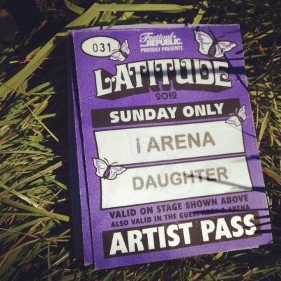 Daughter - Latitude Festival 2012