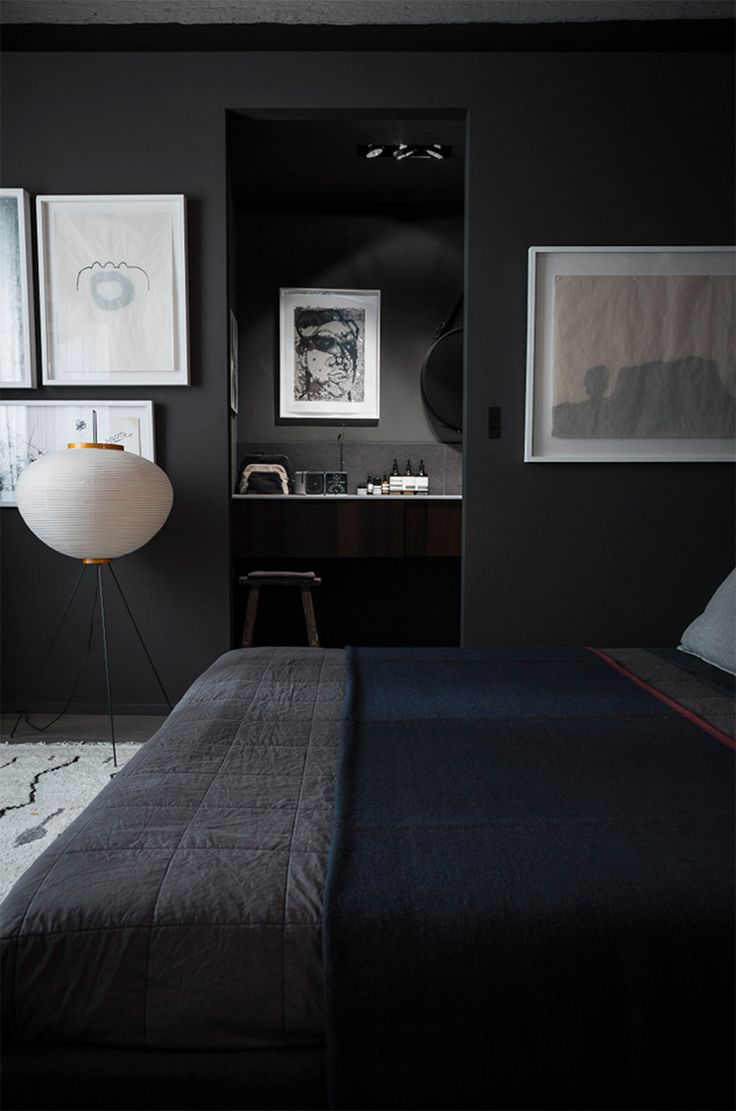 Mörkt sovrum – Husligheter