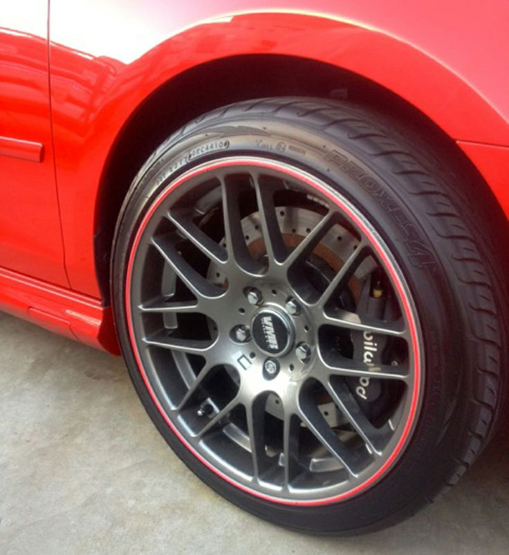 """""""The install on my 2011 Golf TDI went very easily and the results are really great. I get a lot of compliments on the appearance of my wheels."""""""