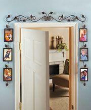 9 Best Decorating Over Doorways Images On Pinterest Front