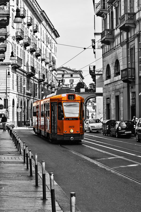 Torino Tram by David Polin on 500px