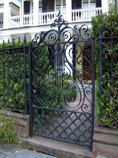 Iron gate (Charleston)