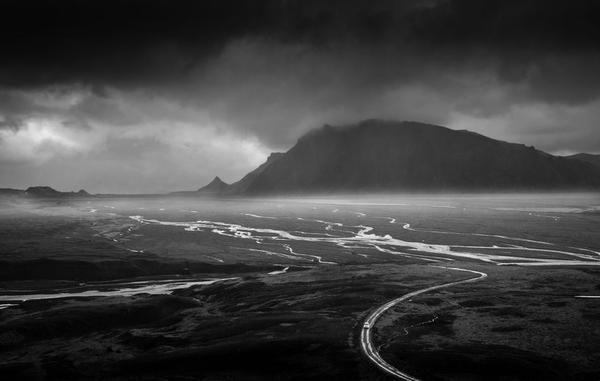 Höfðabrekkuheiði, a popular destination among Game of Thrones fans. Photo: Ragnar Axelsson https://twitter.com/livingiceland
