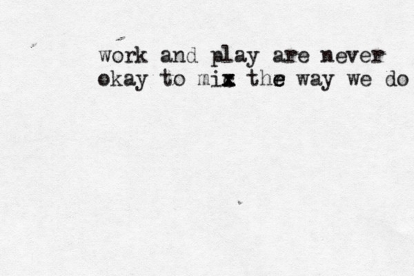 work - jimmy eat world