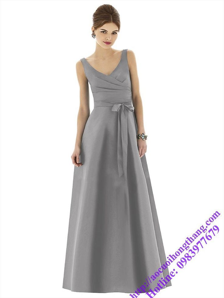 Alfred Sung Bridesmaid Dress In Peau De Soie At Weddington Way Find The Perfect Made To Order Dresses For Your Bridal Party