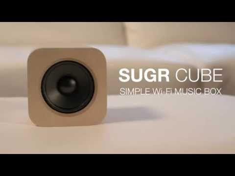 Sugr Cube: Außen Holz, innen Hightech