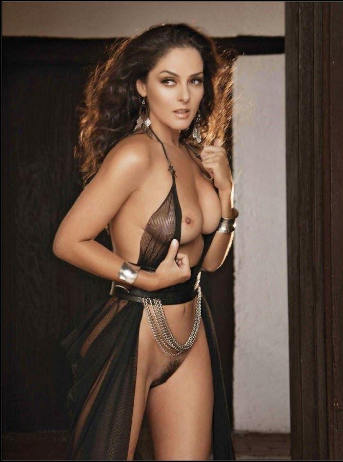 Andrea García At Andreagarciamx Desnuda En La Revista Playboy México