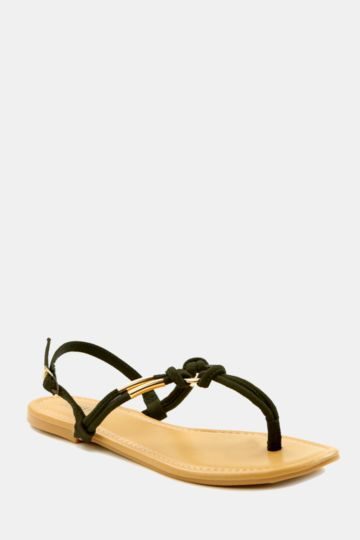 Metal Thong Flat Sandals from Mr Price R89,99