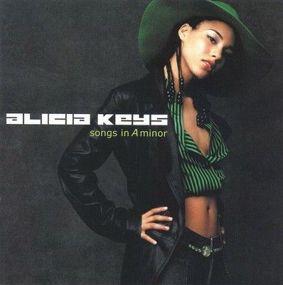 Alicia Keys - Songs in A Minor (CD)