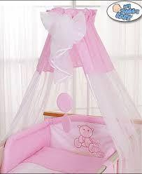 Resultado de imagen para mosquiteros para cunas de niñas