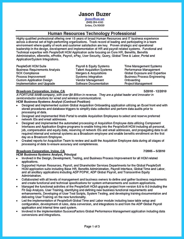 cool Best Secrets about Creating Effective Business Systems Analyst Resume, Check more at http://snefci.org/best-secrets-about-creating-effective-business-systems-analyst-resume