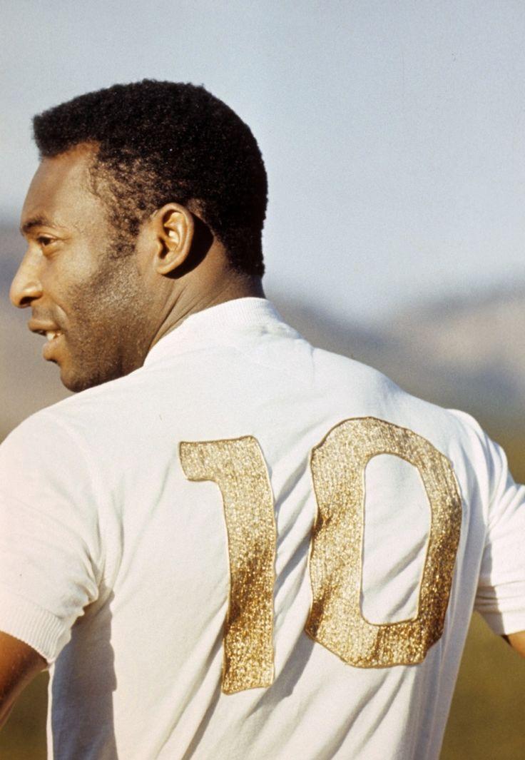 Pelé #10 (N.Y Cosmos)