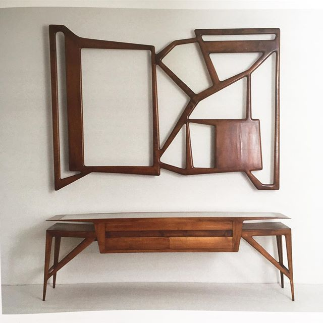 This Is A Book I Was Waiting For So Long Complete Catalogue Of Furniture Production Of My Hero Ico Parisi This Is Modernist Furniture Furniture Console Table