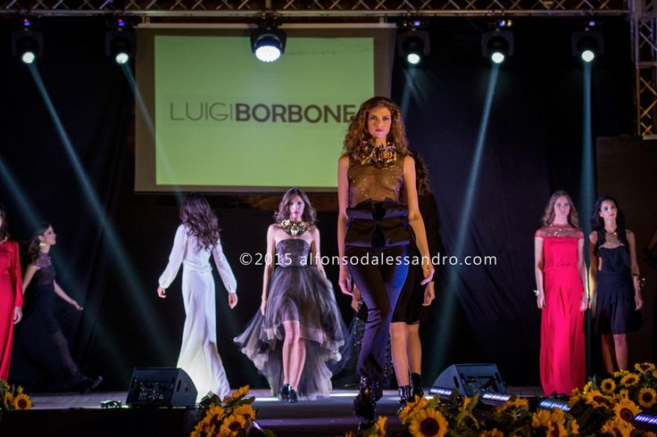 LUIGI BORBONE  photo by Alfonso D'Alessandro Photographer for #Cilento Fashion in Tour  #Agropoli - Italy  | #AltaRoma, Alta Moda, #Luigiborbone , Alfonso #dalessandro by #dalpho