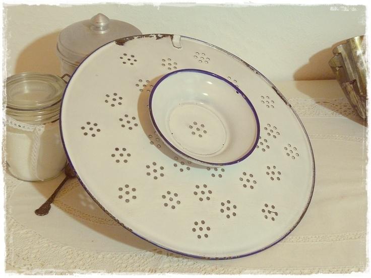 """Über 1000 ideen zu """"emaille geschirr auf pinterest  ~ Geschirr Emaille"""