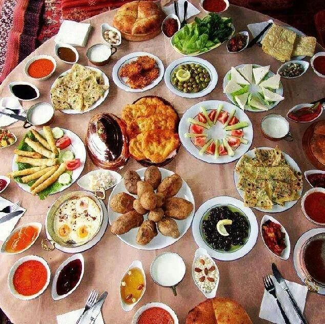 Turkse tapas