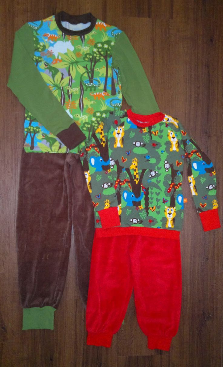 Søskensett_barnehageklær