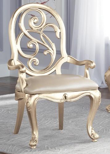 ad908639 american drew jessica mcclintock couture splat back arm chairs - Jessica Mcclintock Furniture