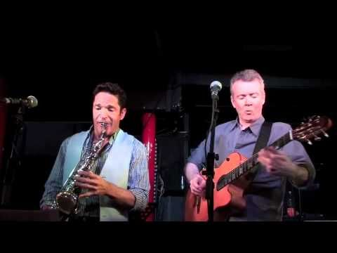 """Peter White & Dave Koz Unplugged - """"Here We Go"""""""