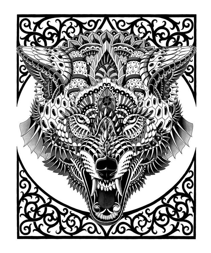 30 best mandalas images on Pinterest | Drawings, Mandalas ...