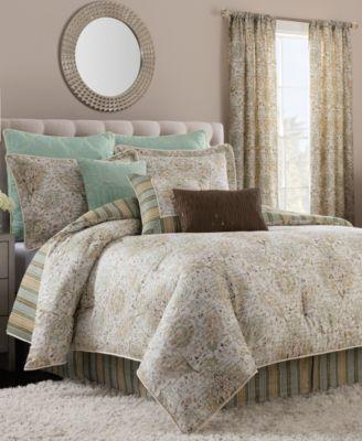 Savannah Home Cadogan Queen Comforter Set Home