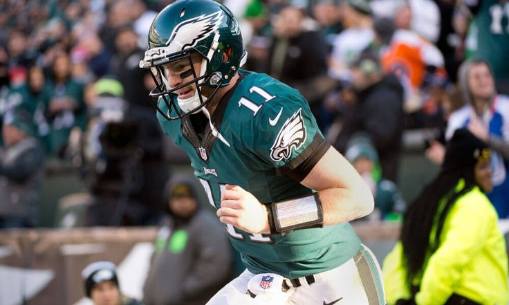 Eagles Carson Wentz latest athlete to help students avoid final exam = Philadelphia Eagles quarterback Carson Wentz has become just the latest professional athlete to help out some students in need — students in need of.....
