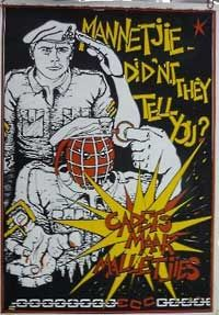 "End Conscription Campaign (ECC) | South African History Online In 1989 in response to a national defiance campaign the ECC ""unbanned"" itself and resumed business. Soon after conscription, was cut from two years to one and after 1990 it was effectively phased out, officially ending in 1993."