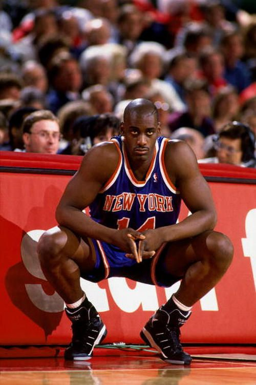 Anthony Mason. New York Knicks.