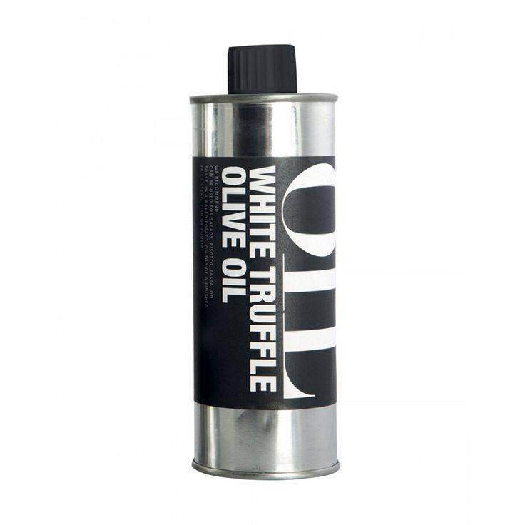 Virgin Olive Oil w White Truffle - 250 ml