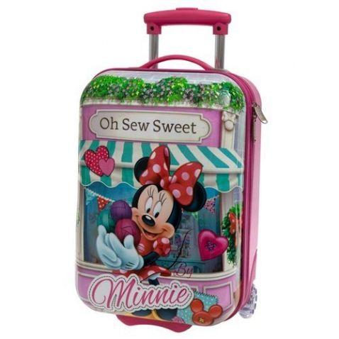 Minnie Mouse - Kufr na kolečkách