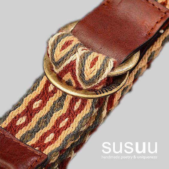 El nuevo cinturón de SUSUU