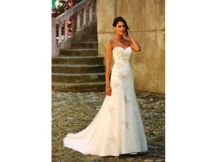 Romantische trouwjurken - Assepoester Feestkleding