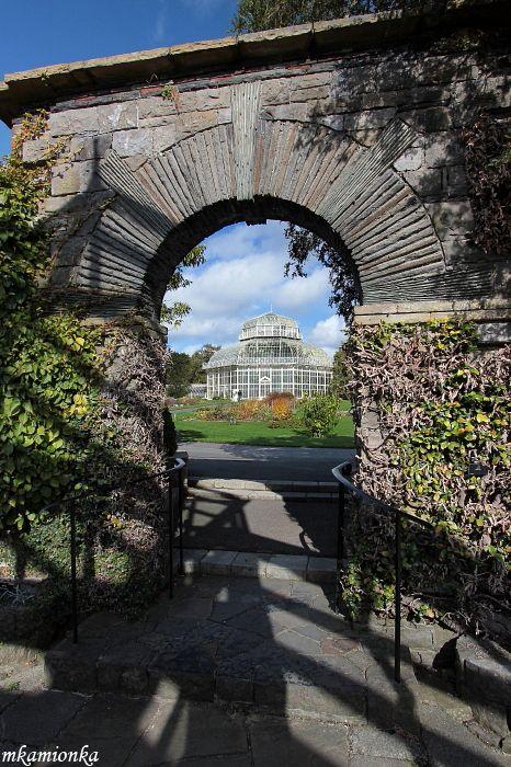 National Botanic Gardens in Dublin, Ireland, by Mariusz Kamionka, via TrekEarth