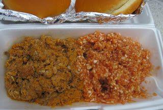 Carolina Sauce Company: Lexington BBQ Slaw: Western NC's Famous Red Slaw