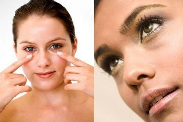 How To Get Rid Of Dark Circles Around Eyes-