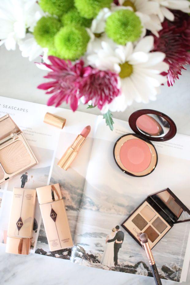Charlotte Tilbury: DIY Wedding Makeup Tutorial | Style MBA - Style MBA // Powered by chloédigital