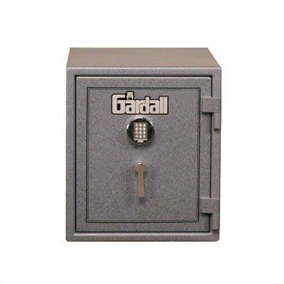 Burglar and Fire Resistant Safe [1.6 CuFt] Color: Gray, Lock Type: Electronic Lock by Gardall Safe Corporation. $1218.75. SBF1713-G-E Color: Gray, Lock Type: Electronic Lock Features: -A locking bar on the hinged side of the safe deters prying attempts.-Solid steel handle designed to shear off under attack and multipurpose shelf.-Anchoring hole in base with hardware for installation.-Independent re-locking and hard plate to prevent a drilling attack on the locking...