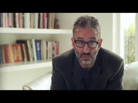 The Parent Agency in Paperback - David Baddiel - On Your Perfect Parents - YouTube