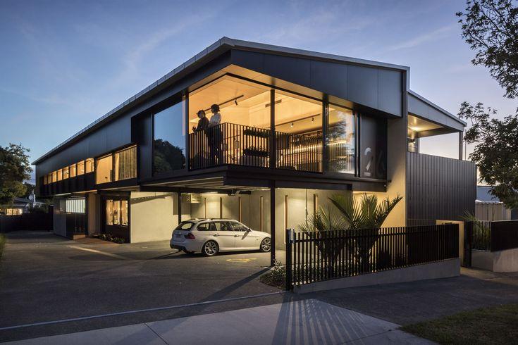 Gold Pin 2017 - SGA Ltd Strachan Group Architects
