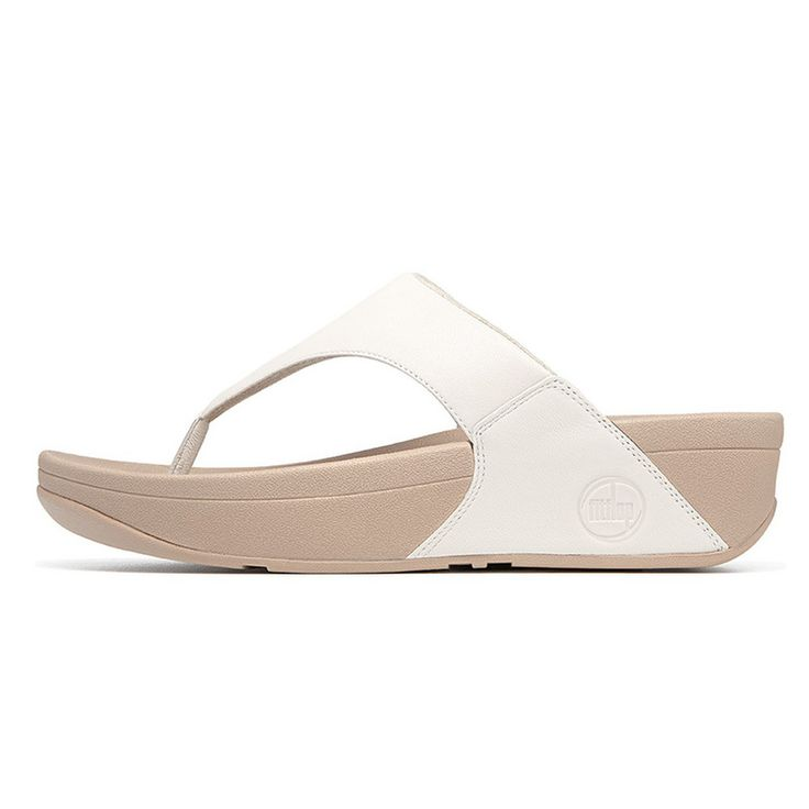 Fitflop LULU White Shoes - Most sales Fitflop White sandals. This is Summer  essential shoes