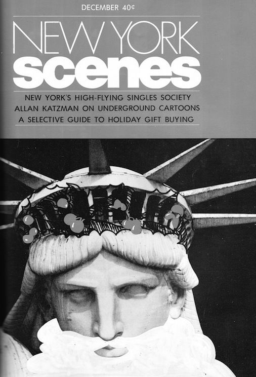 When our new magazine was in deep financial trouble Jann Wenner publisher ofRolling Stonestepped in and saved the day.