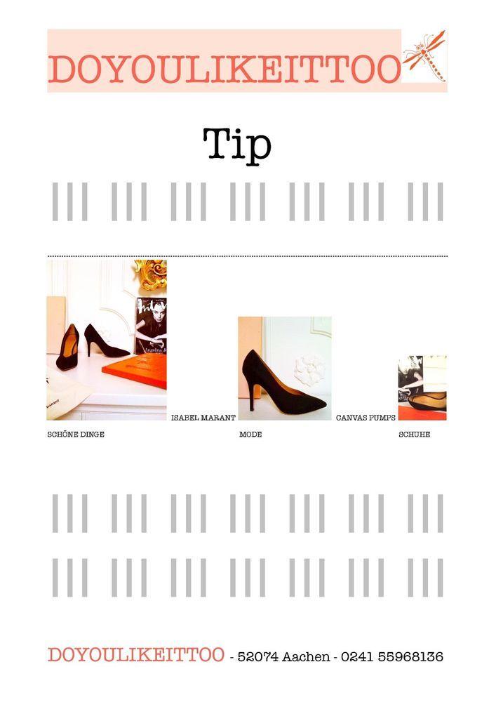ISABEL MARANT Canvas DESIGNER-PUMPS schwarz Größe 38 in Kleidung & Accessoires, Damenschuhe, Pumps | eBay