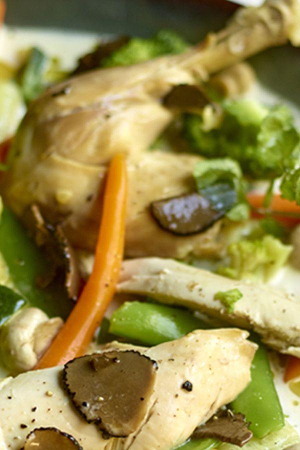 Luxe Gentse Waterzooi Recept Voedsel Ideeen Diner Lekker Eten