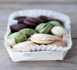 Macaroons - No idea what these turn out like so any feed back ...