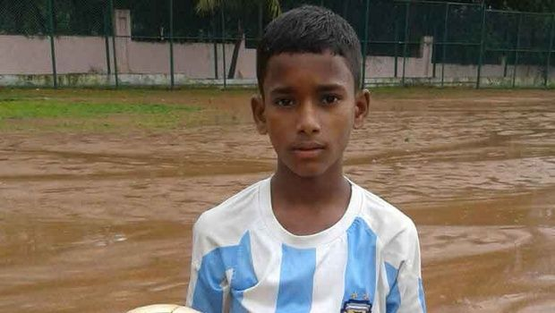 11-year-old football prodigy from Odisha slum, heads for Bayern Munich academy - http://thehawk.in/news/11-year-old-football-prodigy-odisha-slum-heads-bayern-munich-academy/