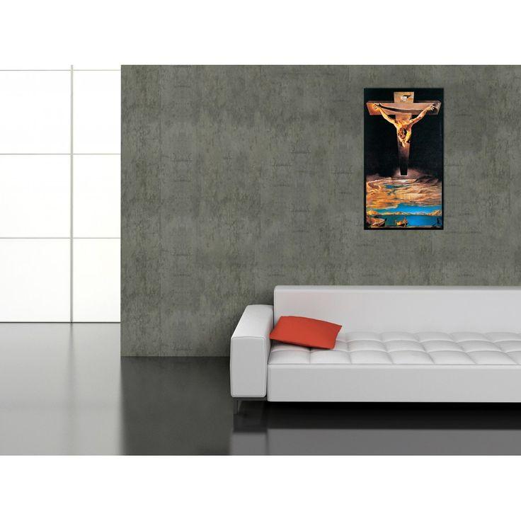 DALÌ - La santificazione di Giovanni attraverso Cristo, 1951 41x73 cm #artprints #interior #design #art #print #iloveart #followart #artist #fineart #artwit  Scopri Descrizione e Prezzo http://www.artopweb.com/autori/salvador-dali/EC15138