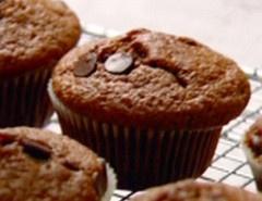 Gluton Free Chocolate Chip Muffins | i 90 Day Challenge