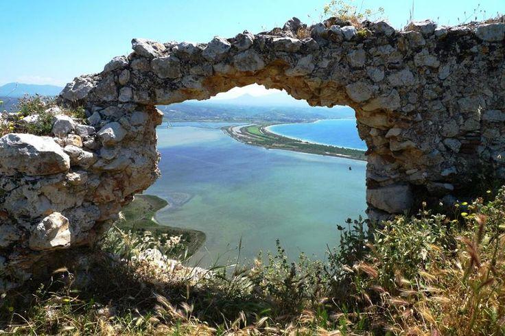 Gialova Lagoon ~ Peloponnese ~ Greece